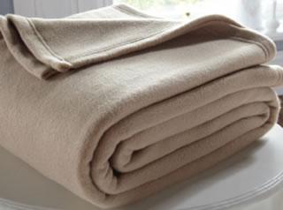 Hotel Blankets