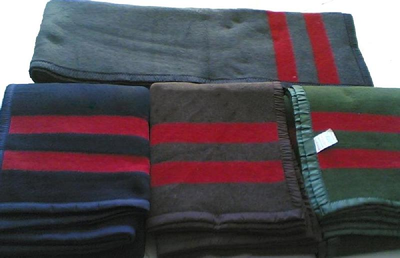 Institutional Blankets