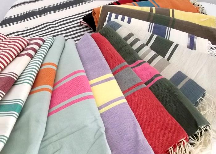 Kikoy Beach Towels
