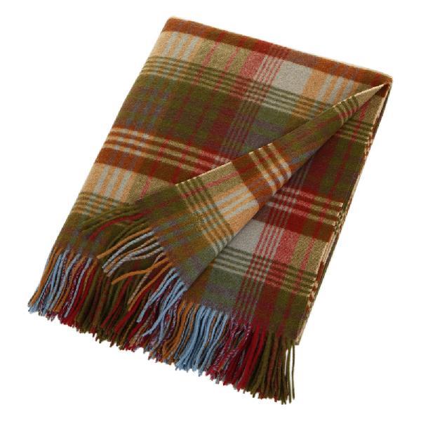 Tartan Blanket 01