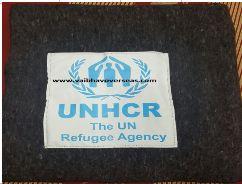 UNHCR Blankets