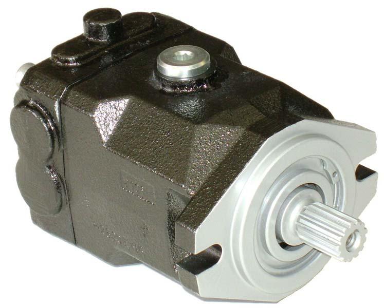 Axial Piston Motor 01
