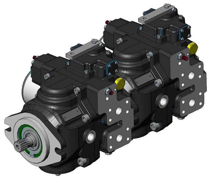 Axial Piston Pump 05