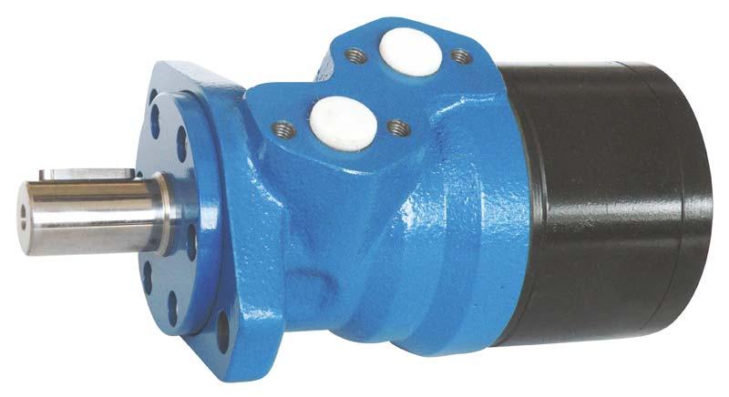 Hydraulic Orbit Motor