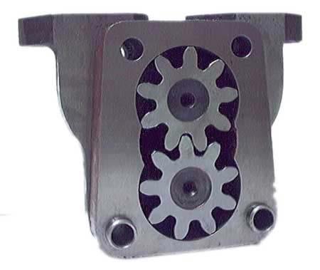 RA2 Gear Pump (Rear View)