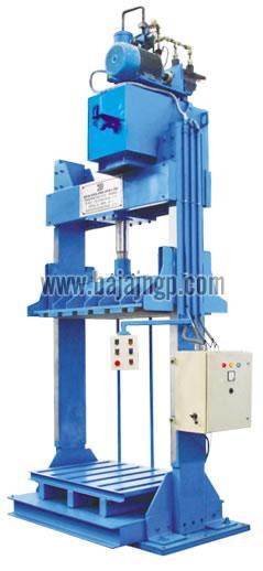 40 Ton Baling Press Machine