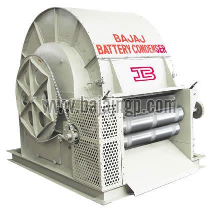 Bajaj Battery Condenser Pressing Machine