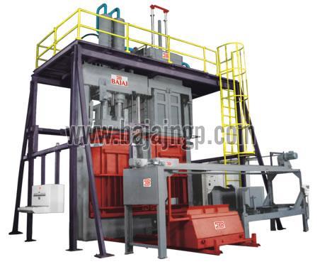 Bajaj Cotton Baling Press Machine 01