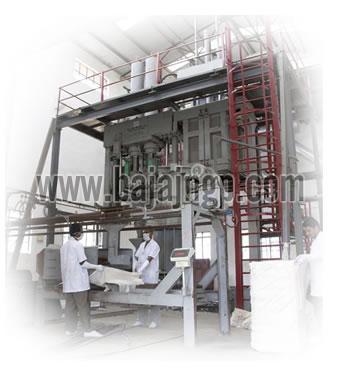 Bajaj Cotton Baling Press Machine 02