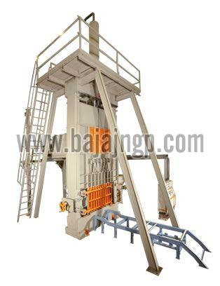 Bajaj Cotton Baling Press Machine 03