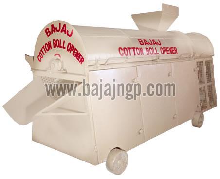 Bajaj Cotton Boll Opener Machine