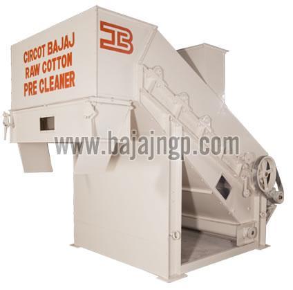 Bajaj Cotton Pre Cleaner Machine