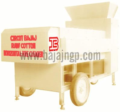 Bajaj Horizontal Pre Cleaner Machine