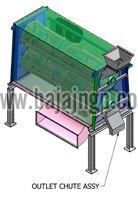 Cotton Seed Delinting Machine 02