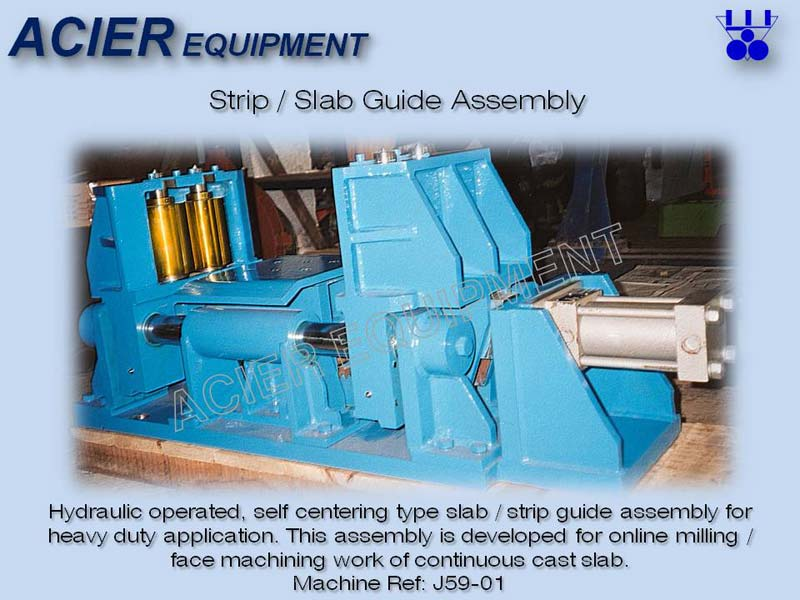 Strip Guide Assembly