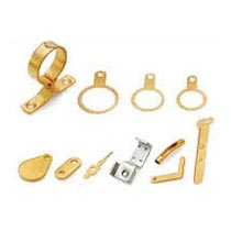 Brass Sheet Cutting Components