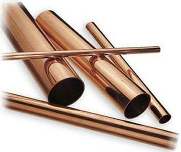 Hard Drawn Copper Pipe