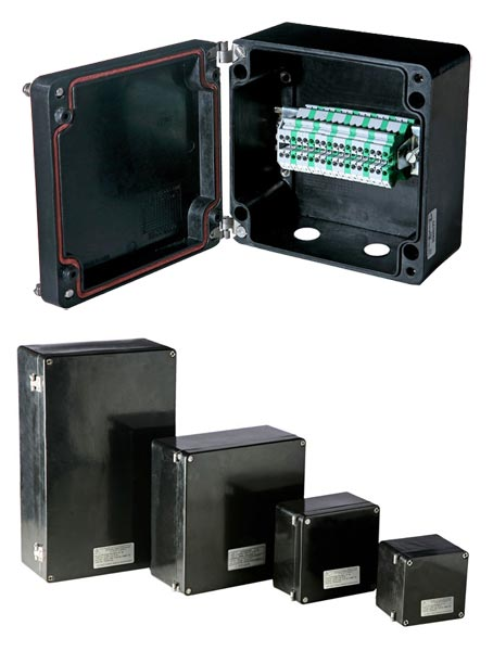 Manufacturer, Exporter & Supplier of FRP Junction Box in