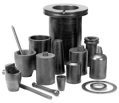 Graphite & Carbon Crucibles
