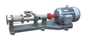 Screw Type Dosing Pump