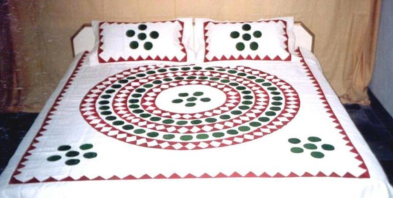 Double Cot Bed Sheet