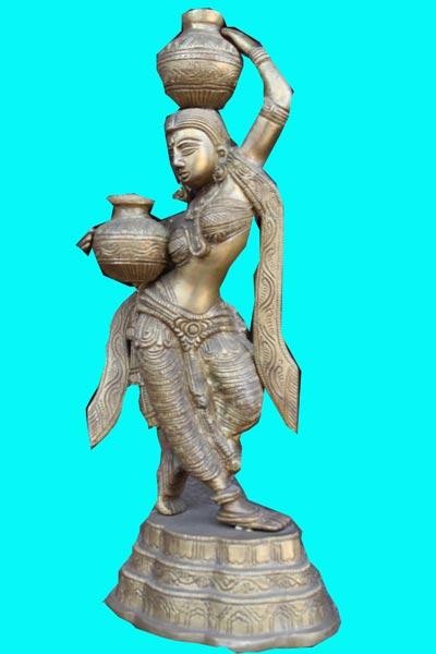Girls Statue