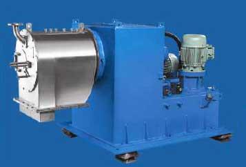 Pusher Centrifuge P 360