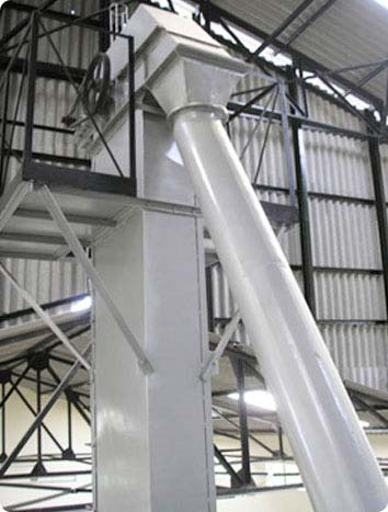 Centrifugal Discharge Bucket Elevators