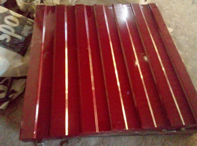 Mild Steel Pallets