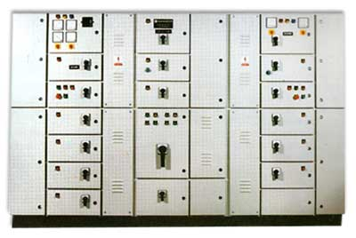 Motor control center intelligent motor control centers low for Low voltage motor control