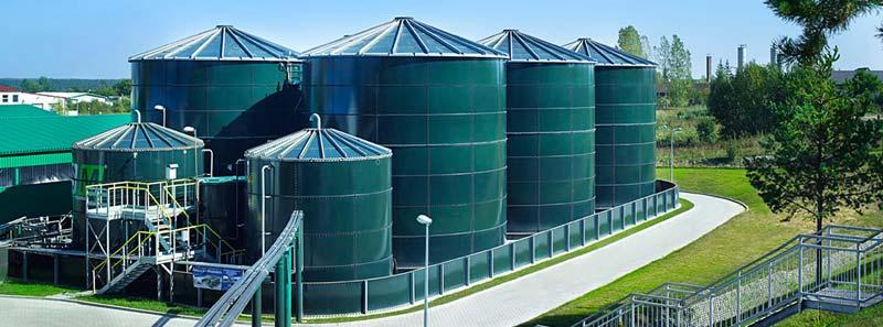 Molasses Tank