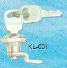 Zinc Key Lock