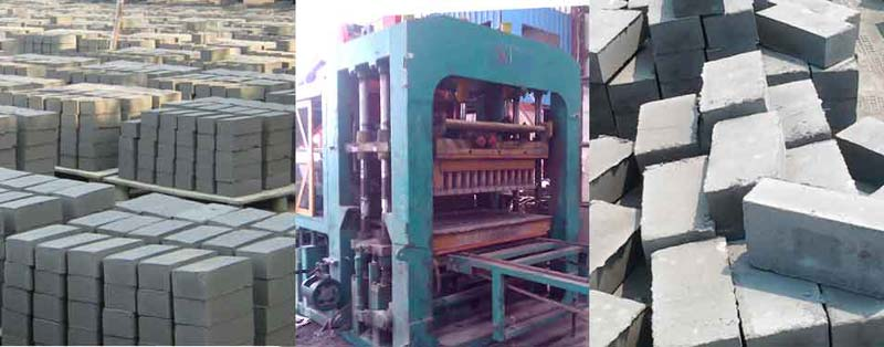 Fly Ash Brick Making Machine 04