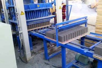 Fly Ash Brick Making Machine 05
