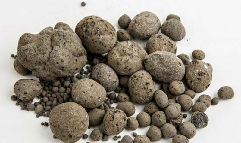 Sintered Fly Ash Lightweight Aggregates 01