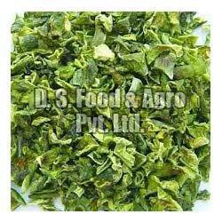 Dehydrated Green Chilly Flakes