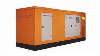 Mahindra Diesel Generator Set (100-200 kVA)
