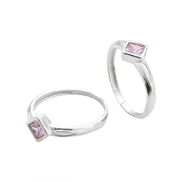 92.5 Silver Toe Ring 06