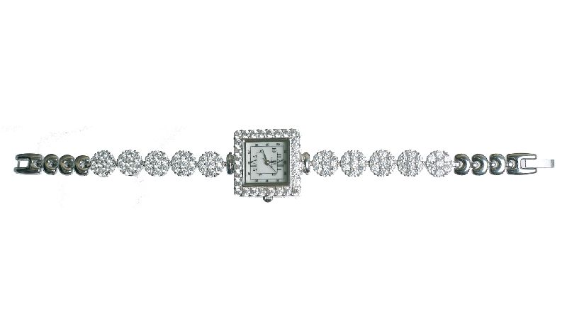 Ladies Silver Watch 02