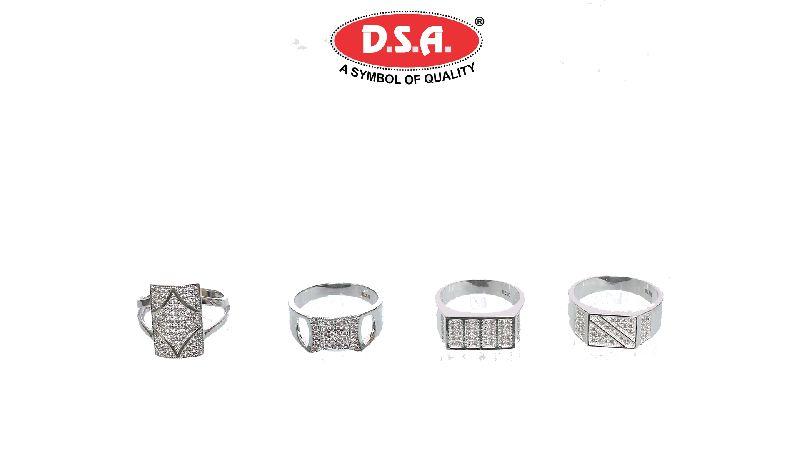Mens Silver Ring 01