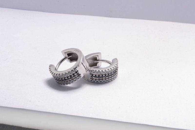 Silver Earrings 01