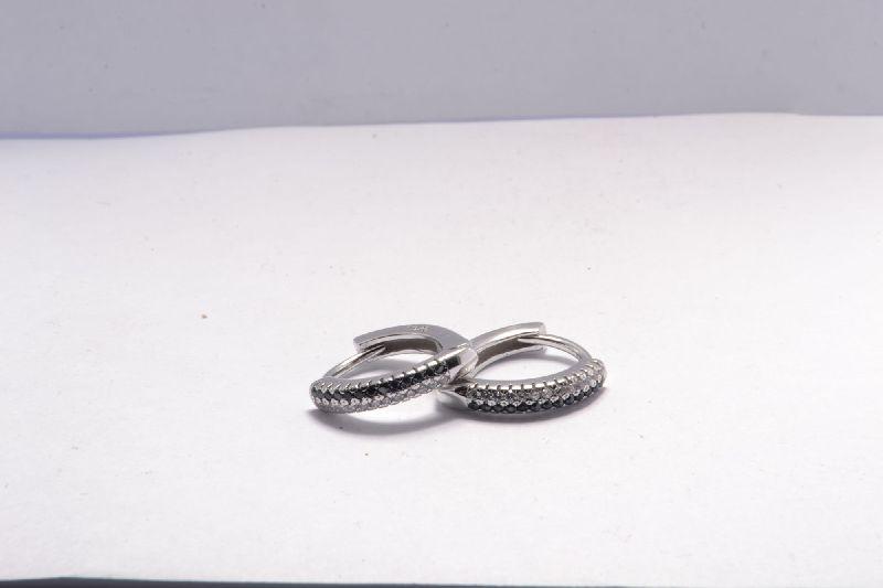 Silver Earrings 02