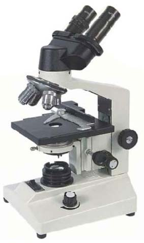 Inclined Research Microscope