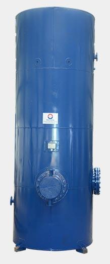 Indirectly Heated Storage Tank