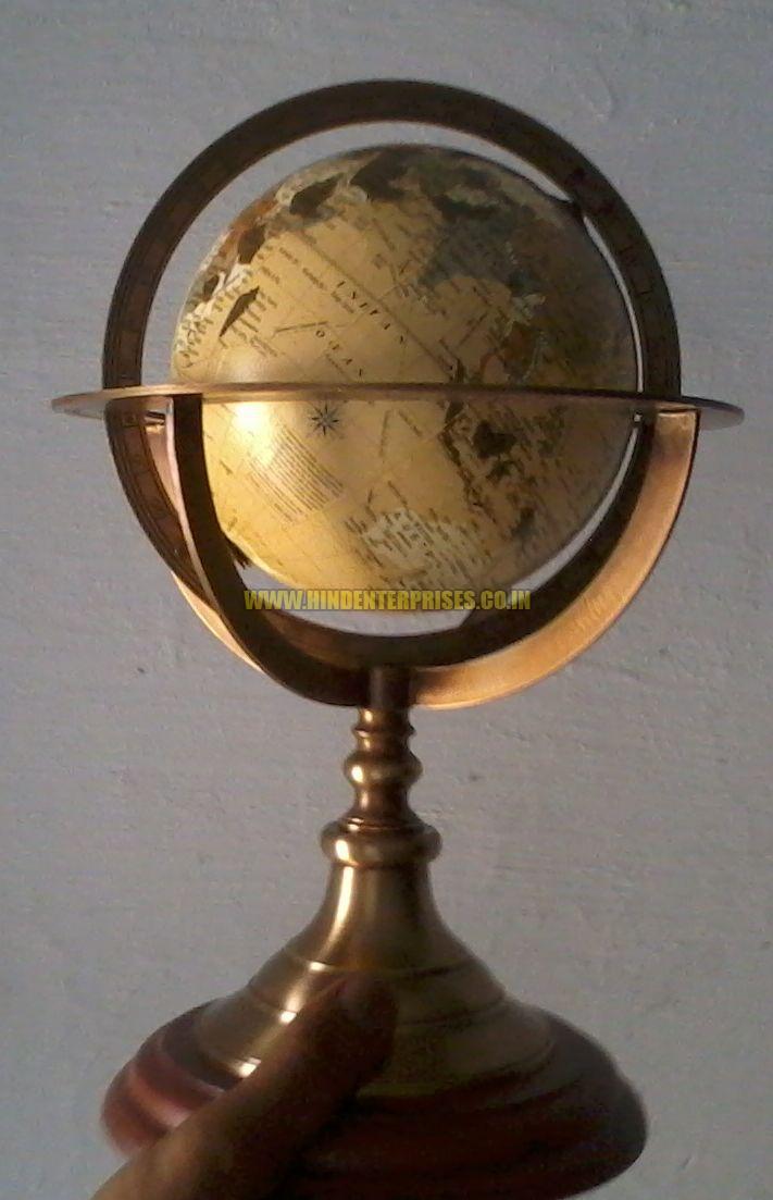 Armillary Globe  HE 11004