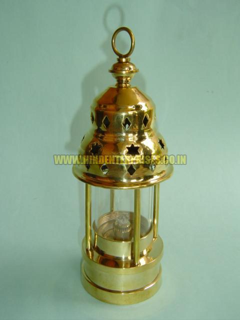 Brass Lantern HE 19002
