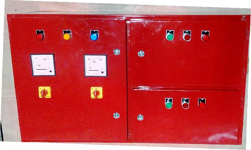 Fire Pump Control Panels