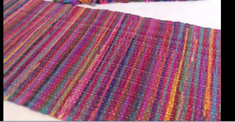 Polyester Chindi Rugs