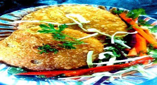 Mix Vegetable Kachori
