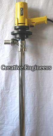 Stainless Steel Barrel Pump